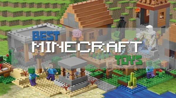 Best Minecraft Toys