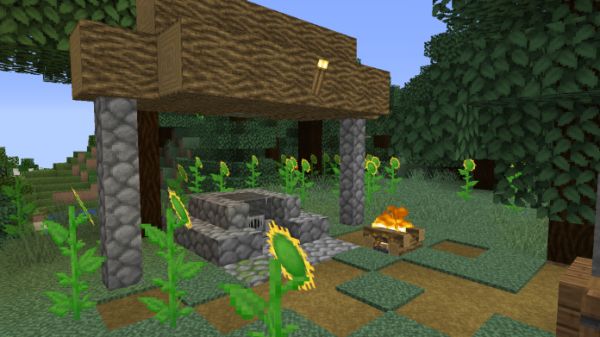 DePixel 1.15.2 Texture Pack is a faithful resource pack for Minecraft 1.15, which means it strives to improve upon Minecraft's default textures
