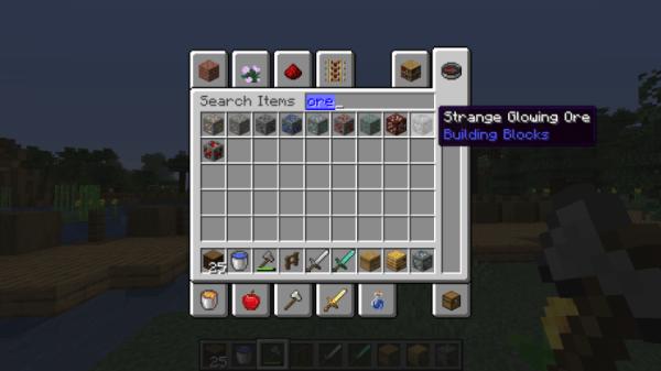 Lucky Ores Mod 1.15.2 - 1