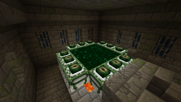 Moon end Texture Pack 1.15.1 - 1