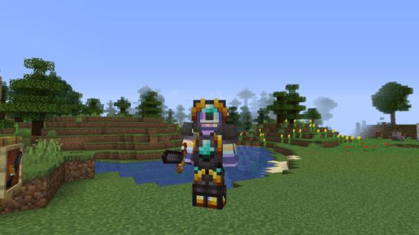 Jineric Pack 1.16 Texture Pack (snapshot) - 2