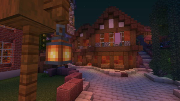 ShengLing 1.15.2 Texture Pack - 1