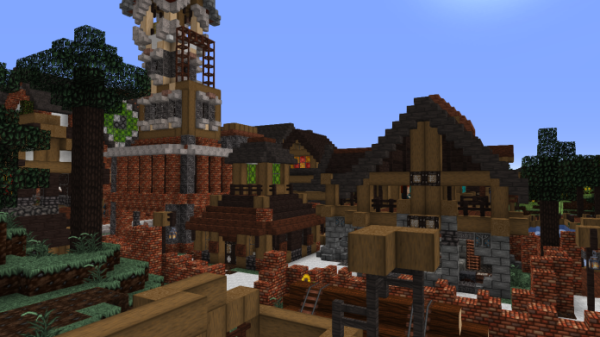 Wolfhound Ultimate Texture Pack 1.15.2 - 1