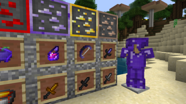 AMETHYST 16x - FPS BOOST 1.8 - 1.8.9 UHC PvP Texture Pack - 2