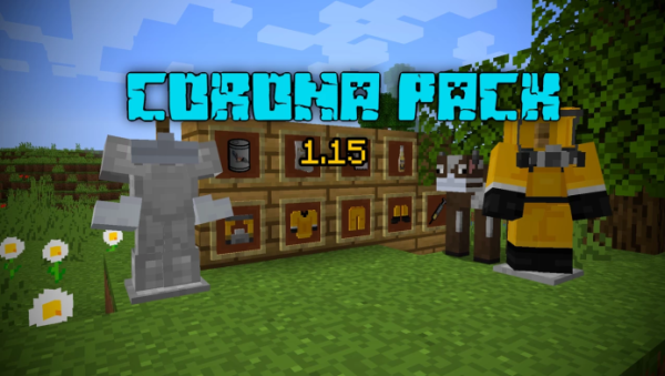 Corona Pack 1.15.2 Minecraft Texture Pack