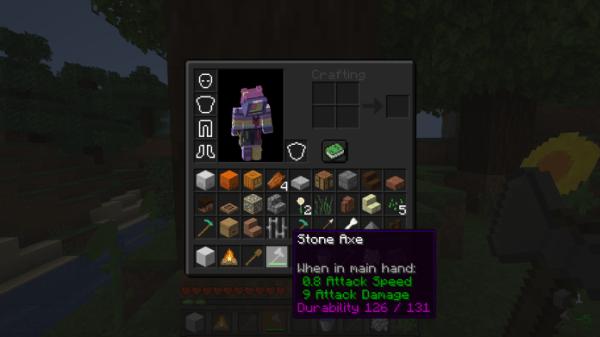Durability Viewer 1.16 Minecraft Mod - 1
