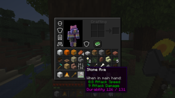 Durability Viewer 1.16 Minecraft Mod