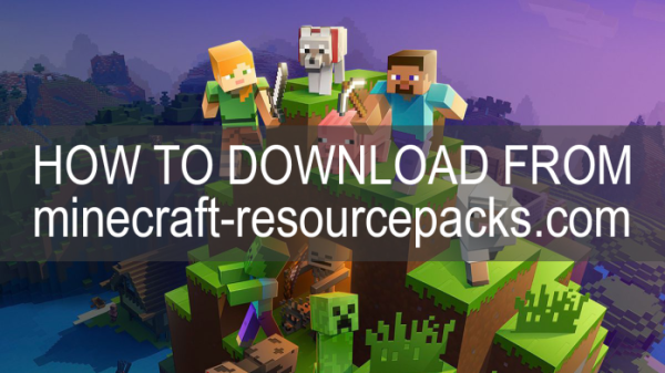 How to Download From Minecraft-resourcepacks.com
