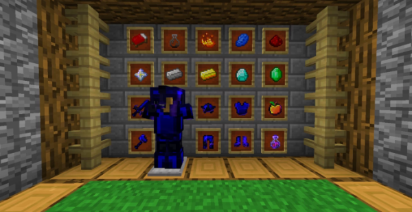 Hydrogenate 2K Pack 16x UHC PvP Texture Pack 1.18.9 - 1.8 - 3
