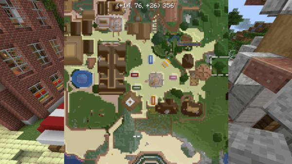 VoxelMap 1.16 Minecraft Mod - 2