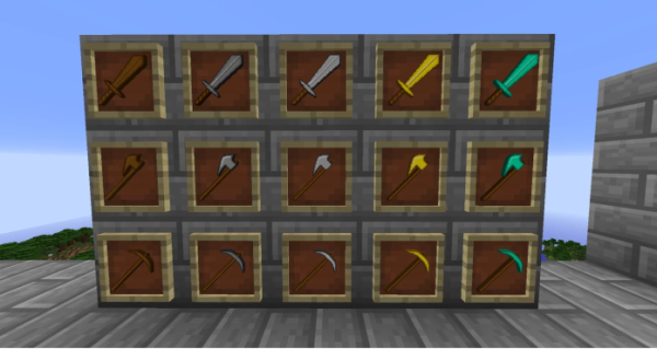 Warrior PvP pack 64x 1.8.9 - 1.8 UHC PVP Texture Pack - 2