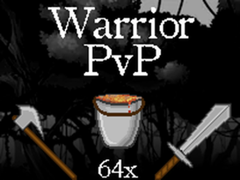 Warrior PvP pack 64x 1.8.9 - 1.8 UHC PVP Texture Pack