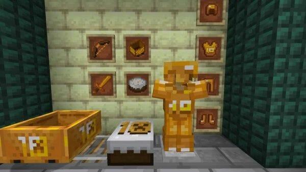 Minecraft Anniversary Texture Pack 1.16 - 1