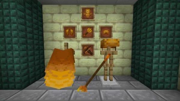 Minecraft Anniversary Texture Pack 1.16 - 3