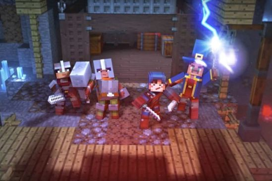 Minecraft Dungeons Controls and Combat Guide
