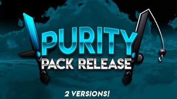 Purity HD 256x PvP Texture Pack 1.8.9 - MAIN