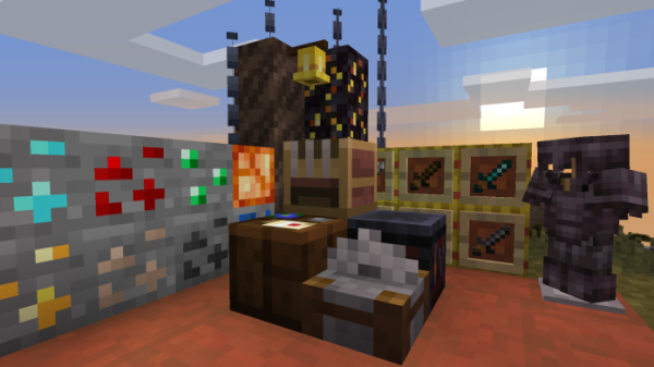FPS Boosting Faithful 8x 1.16 Texture Pack