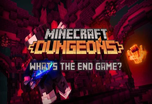 Minecraft Dungeons B