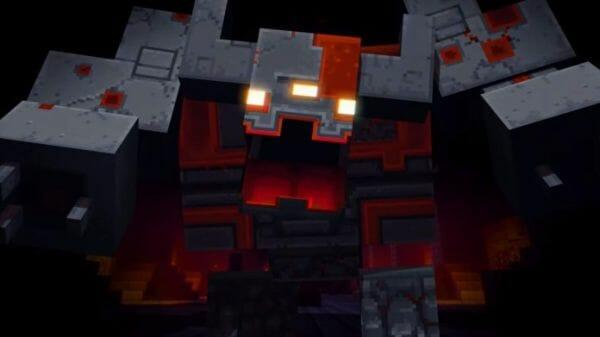 Minecraft Dungeons C