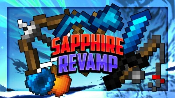 Sapphire 16x Revamp FPS PVP Pack 1.8.9