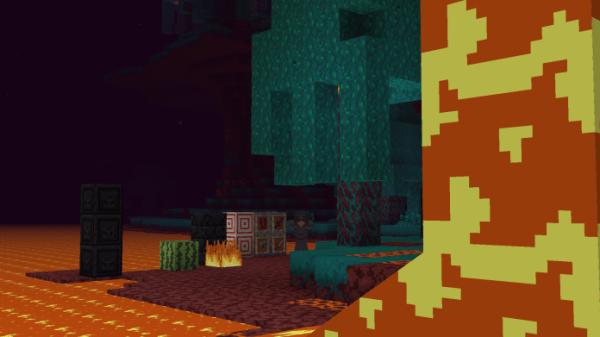 Simplecraft 1.16 Texture Pack for Minecraft