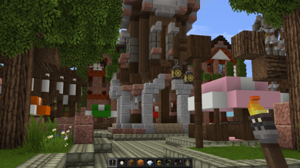 Epic Adventures x32 by toby109tt 1.16 Minecraft Texture Pack