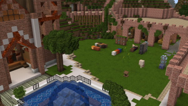 Epic Adventures x32 by toby109tt 1.16 Minecraft Texture Pack2