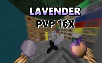 Lavender PvP Default Edit 16x 1.8.9 FPS BOOST+++