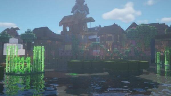 BSL Shader 1.16.1 for Minecraft 1