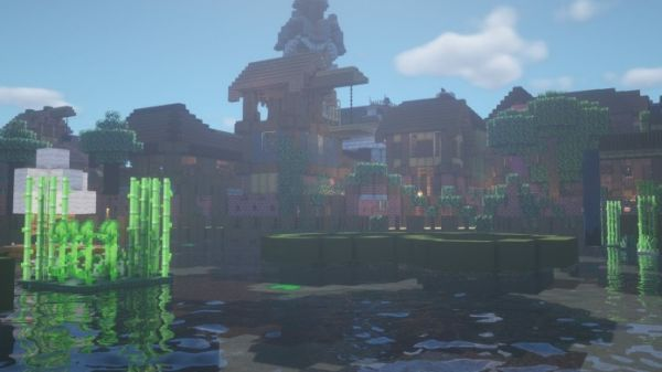 BSL Shader 1.16.1 for Minecraft 1