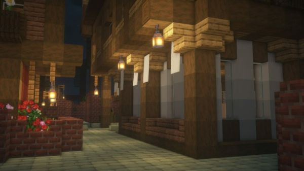 BSL Shader 1.16.1 for Minecraft 3