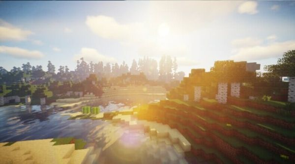 Kuda Shaders 1.16 for Minecraft 2