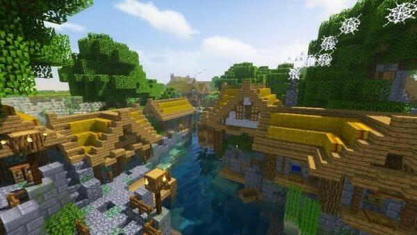 Kuda Shaders 1.16 for Minecraft 3