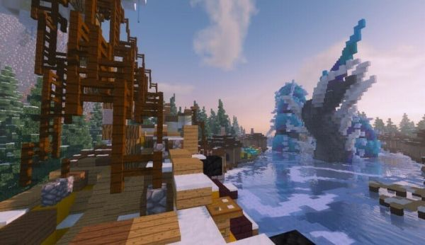 Kuda Shaders 1.16 for Minecraft