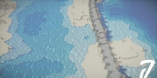 Oceano Shader 1.16.1 for Minecraft 1