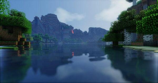 Oceano Shader 1.16.1 for Minecraft 2