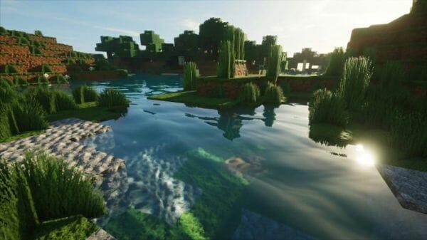 SEUS 1.16 Minecraft Shaders 2