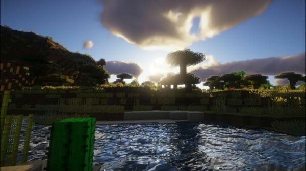 SEUS 1.16 Minecraft Shaders 3