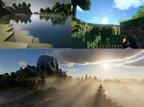 SEUS 1.16 Minecraft Shaders