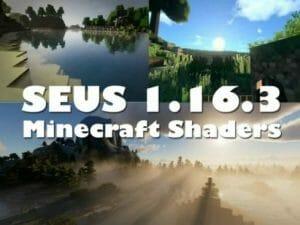 SEUS 1.16.3 Minecraft Shaders