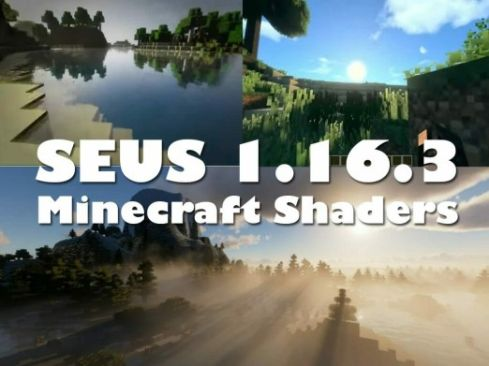SEUS 1.16.3 Minecraft Shaders
