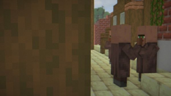 SORA Shaders 1.17.1 for Minecraft - 2