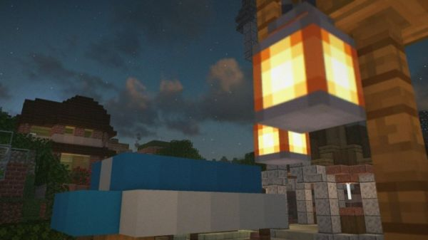 SORA Shaders 1.17.1 for Minecraft - 3
