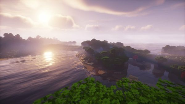 SORA Shaders 1.16.3 for Minecraft