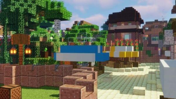 Sildurs Shaders 1.16 for Minecraft 3