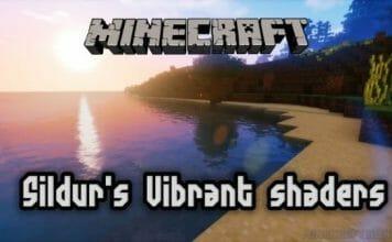 Sildurs Shaders 1.16 for Minecraft main