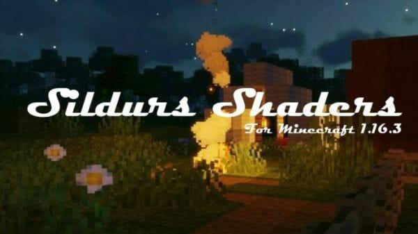 Sildurs Shaders 1.16.3