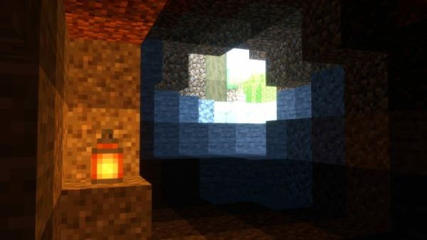 Voyager Shaders 1.16.1 for Minecraft - 2