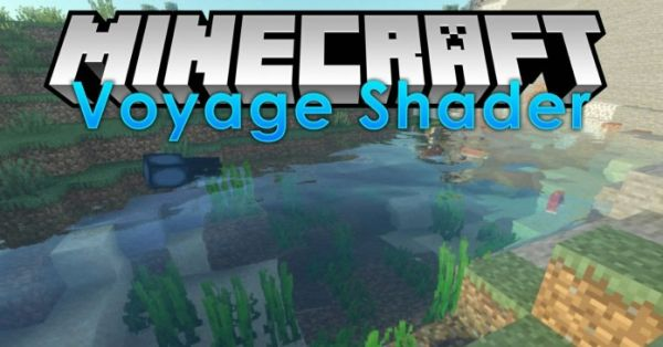 Voyager Shaders 1.16.1 for Minecraft main