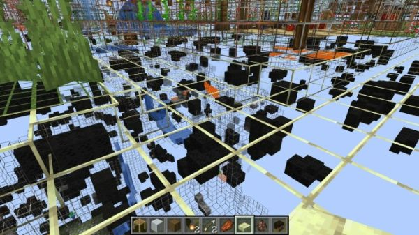 Xray Ultimate 1.17.1 / 1.16.2 for Minecraft - 1